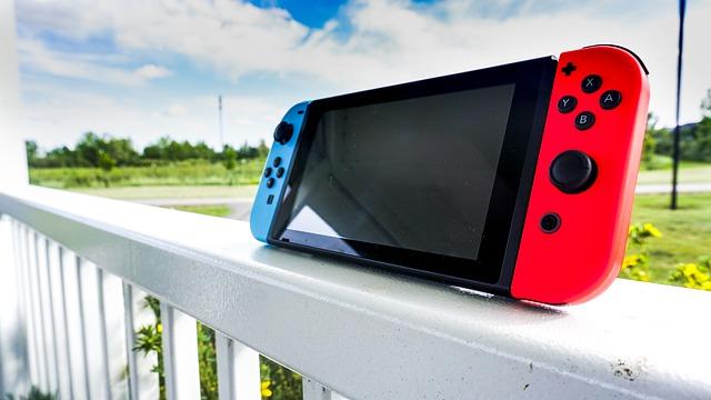 Une console portable pour jouer où vous le souhaitez